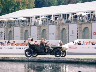 BONHAMS ANNOUNCE NEW MOTORING AUCTION FOR FRANCE AT CHANTILLY CONCOURSE D'ELEGANCE