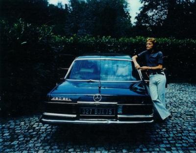 BONHAMS TO OFFER THE LEGENDARY MERCEDES-BENZ IN WHICH POP STAR CLAUDE FRANÇOIS ESCAPED DEATH