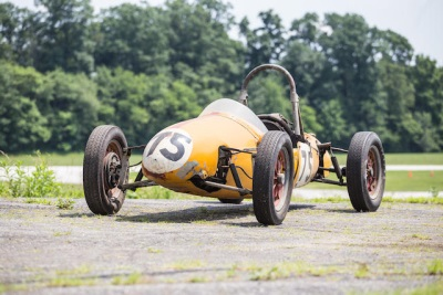 CARS FROM THE DU PONT COLLECTION, INCLUDING TWO COOPER F3 RACERS, TO BE OFFERED AT OCTOBER'S PRESERVING THE AUTOMOBILE AUCTION