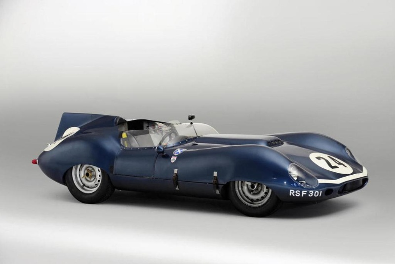 1959 Tojeiro-Jaguar Sports-Racing Prototype