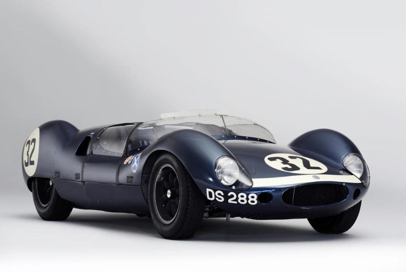1960 Cooper Monaco-Climax ^Mark II^ Type 57 Rear-Engined Sports-Racing Prototype