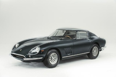BONHAMS TO OFFER RARE FERRARI 275 GTB ALLOY BERLINETTA FOR BOND STREET SALE