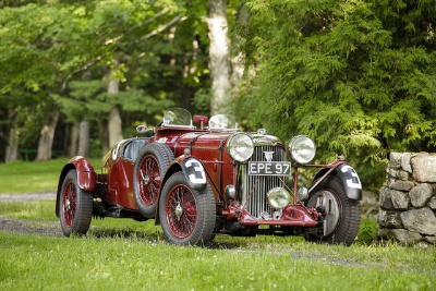 LAGONDA ACHIEVES WORLD AUCTION RECORD PRICE OF £1.6 MILLION AT BONHAMS GOODWOOD REVIVAL
