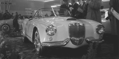 LANCIA AURELIA PROTOTYPE OFFERED AT BONHAMS GRAND PALAIS