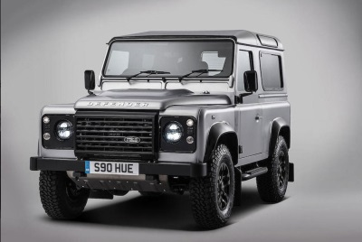 LAND ROVER DEFENDER '2,000,000' SELLS FOR RECORD £400,000 AT BONHAMS CHARITY AUCTION