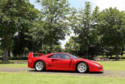 Decades Of Supercars – The Ultimate In Modern Speed And Performance At Bonhams' Quail Lodge Auction