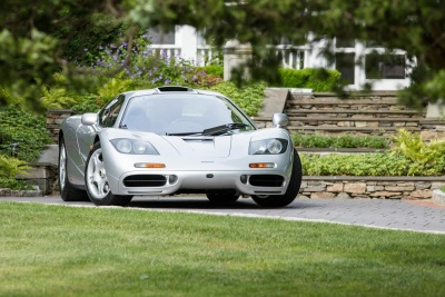 The First McLaren F1 Imported To The U.S., Offered By Its Original Owner, Heads To Bonhams' Quail Lodge Auction