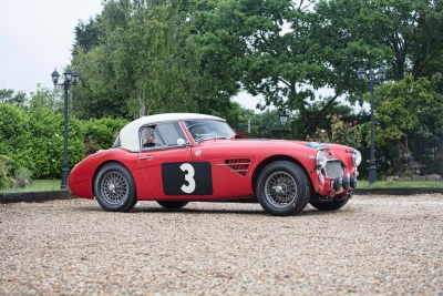 Rally And Racing Cars Set The Pace At Bonhams Goodwood Revival Sale