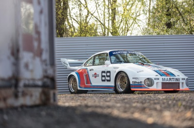 Outstanding Collection Of Competition Cars To Be Offered At Spa Classic Sale