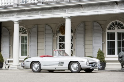 Secret Swiss 'Castle-Find' Collection To Be Offered At Bonhams Spa Classic Sale