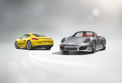 BOXSTER AND CAYMAN MAKE THE CUT AS AN AUTOMOBILE MAGAZINE ALL-STAR. AGAIN.