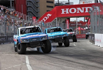 MATT BRABHAM CAPTURES THIRD WIN OF SEASON IN SST HONDA INDY TORONTO OPENER