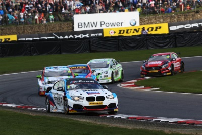 Spoils Shared At Brands Hatch - Success For Ingram, Shedden And Jordan In BTCC Curtain Raiser