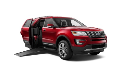 BRAUNABILITY -- THE WORLD LEADER IN MOBILITY VEHICLES -- SELECTS EXPLORER TO CREATE FIRST-EVER WHEELCHAIR-ACCESSIBLE SUV