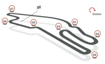 BREMBO CIRCUIT IDENTITY CARDS FOR MOTOGP AT FRENCH GRAND PRIX (LE MANS)