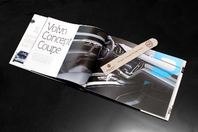 BRIDGE OF WEIR LEATHER SUPPORTS NEW CAR DESIGN REVIEW YEARBOOK