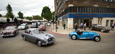 BRISTOL CARS ANNOUNCES SIGNIFICANT INVESTMENTS IN NEW PRODUCTS AND LONDON FACILITIES AT 2014 CONCOURS OF ELEGANCE