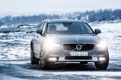 Britain Among Europe's Most Adventurous Nations As Volvo Cars Opens Secluded Lodge In Swedish Mountains