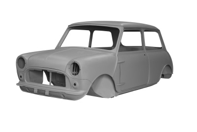 British Motor Heritage Launches Long-Awaited Replacement Bodyshells For MK1 Mini