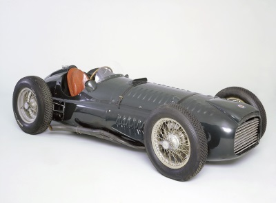 Beaulieu's BRM V16 Makes Star Appearance At Goodwood Festival Of Speed