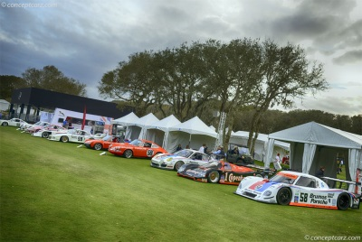 The Cars of Brumos Racing at the Amelia Island Concours