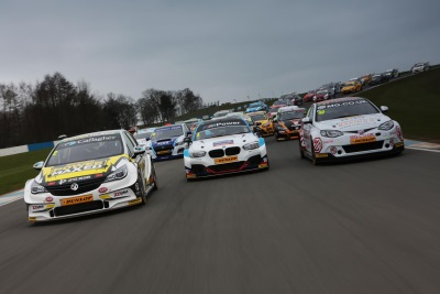 BTCC Battle Set For Donington Park