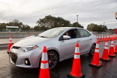 BUCKLE UP, TEENS AND PARENTS, THREE HANDS-ON TOYOTA TEENDRIVE365 EVENTS COMING TO TOWN