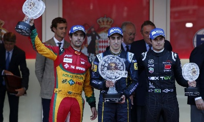 BUEMI THE FIRST TWO-TIME FORMULA E WINNER