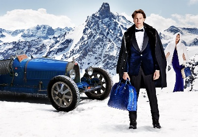 BUGATTI PRESENTS THE NEW ADVERTISING CAMPAIGN FOR ITS EB – ETTORE BUGATTI COLLECTION FALL/WINTER 2014/15