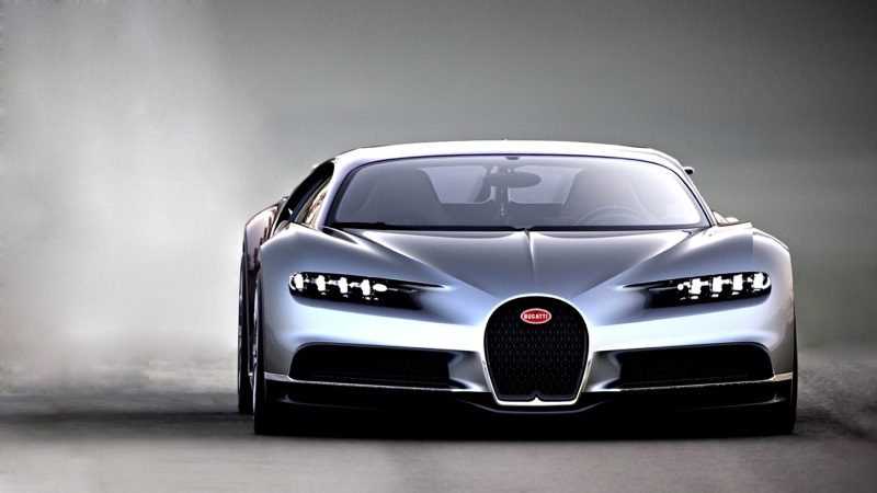 Category Bugatti >> Automotive Brand Contest 2016 Bugatti Chiron Wins In The Category