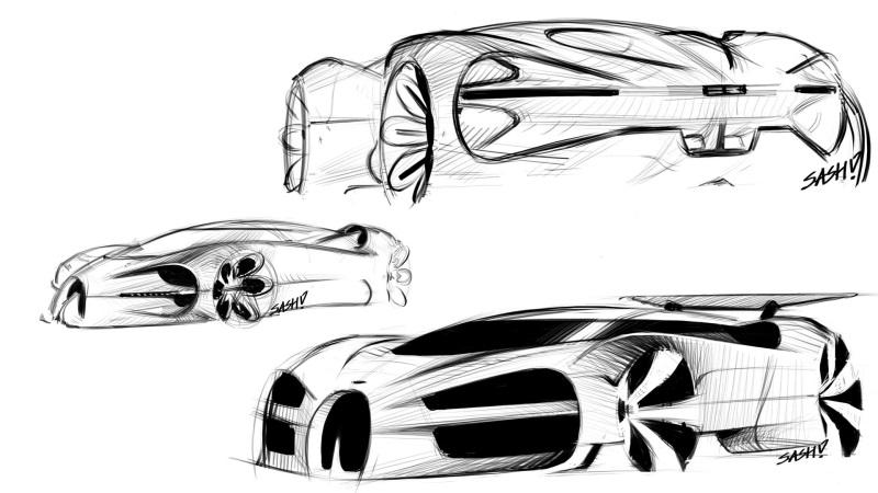 AUTOMOTIVE BRAND CONTEST 2016: BUGATTI CHIRON WINS IN THE CATEGORY 'EXTERIOR PREMIUM BRAND - LUXURY