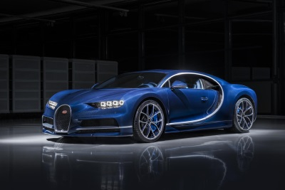 Chiron Reaches Half-Way Point: Bugatti Reports 250Th Order