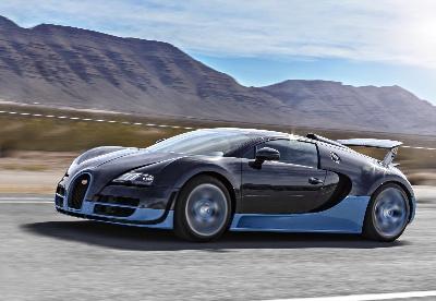 Bugatti Launches Dynamic Drive Experience Program In North America