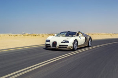 BUGATTI AWARDS ITS DUBAI DEALERSHIP WITH THE TITLE 'SERVICE PARTNER OF EXCELLENCE'