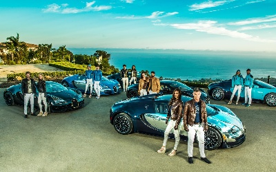 BUGATTI LAUNCHES LIFESTYLE CAPSULE COLLECTION 'BUGATTI LEGENDS'