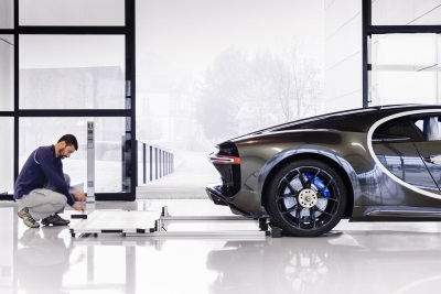 The Molsheim Dream Factory – A Visit To The Production Facility For The Bugatti Chiron