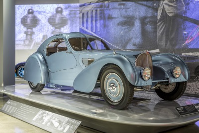 Bugatti Type 57SC Atlantic Takes Top Honors At The Arizona Concours d'Elegance