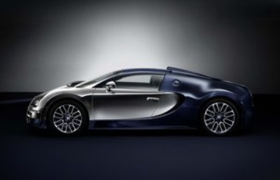 "MONDIAL DE L'AUTOMOBILE PARIS: BUGATTI PRESENTS FINAL LEGENDS MODEL ""ETTORE BUGATTI' AT VOLKSWAGEN GROUP NIGHT"