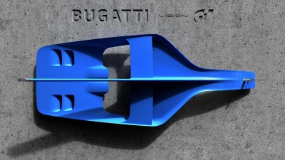 'THIS IS FOR OUR FANS' – BUGATTI CREATES ITS FIRST VEHICLE FOR 'VISION GRAN TURISMO'