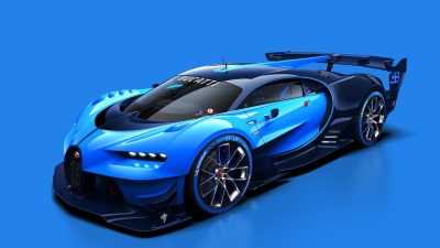 'THIS IS FOR THE FANS: BUGATTI VISION GRAN TURISMO' – SHOW CAR COMING TO FRANKFURT MOTOR SHOW AS WORLD PREMIERE