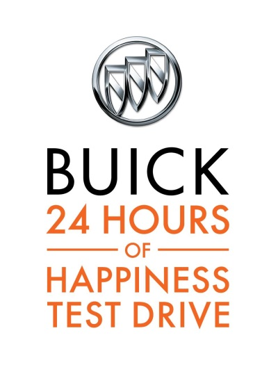 BUICK INTRODUCES 24 HOURS OF HAPPINESS TEST DRIVE