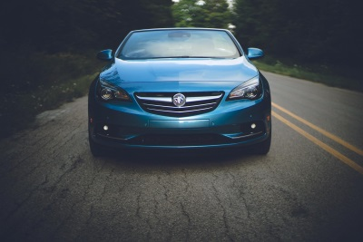 2017 BUICK CASCADA ST MAKES SCENIC DRIVES EVEN MORE CAPTIVATING