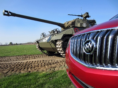 BUICK TURNS 110: M18 HELLCAT REMEMBERED ON V-E DAY