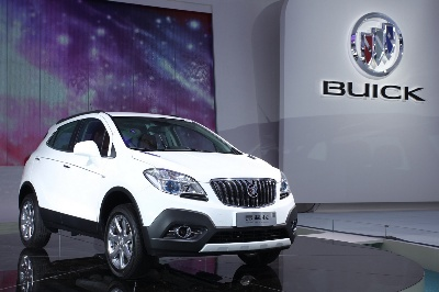 BUICK SETS GLOBAL SALES RECORD TOPPING 1 MILLION IN 2013