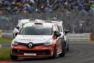 Victories For Bushell & Colburn In Oulton Park's Renault UK Clio Cup Races