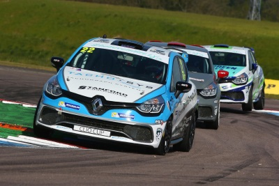 BUSHELL EXTENDS POINTS LEAD AS HE & DORLIN WINS RECORD-BREAKING THRUXTON RACES