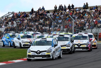 Former Champion Bushell Confirms Team Pyro Seat For 2017 Renault UK Clio Cup