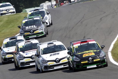 VICTORIES FOR BUSHELL & WHORTON-EALES AT OULTON PARK, FIRST PODIUMS FOR COATES & PROCTOR