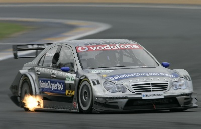 Great history: The C-Class and motorsport