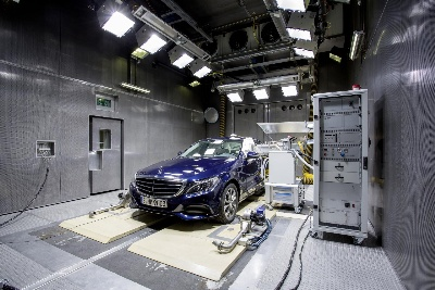 New C-Class awarded allergy label: Emphasis on clean air